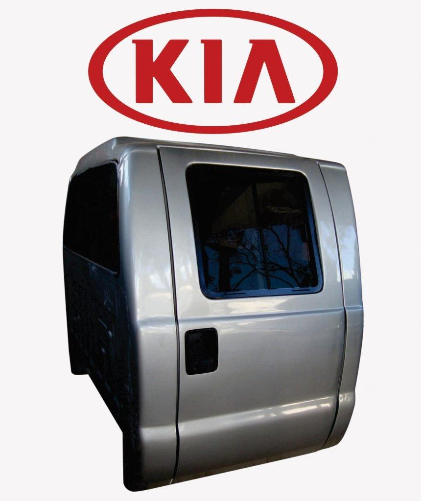 Cabine suplementar para kia
