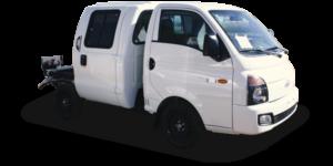 fabrica e comercio de cabines suplementar, cabine auxiliar de fibra caminhão